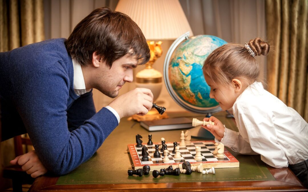 The Importance of Strategy Games Like Chess