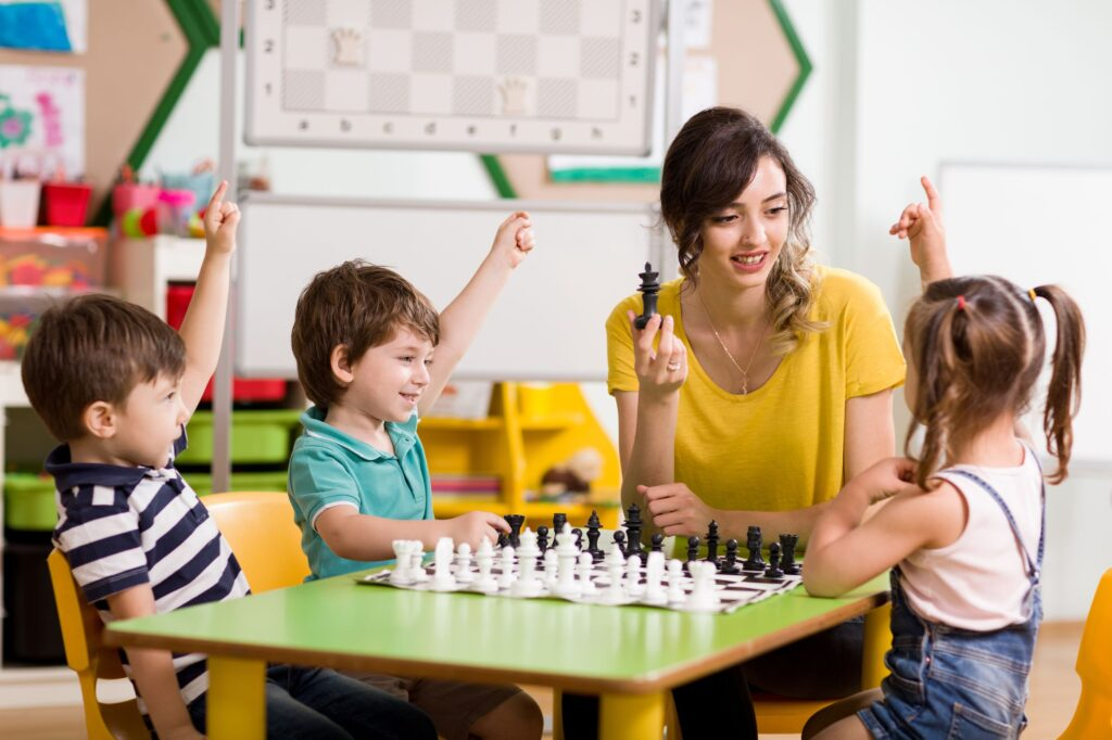 Impact of a Chess in Schools donation